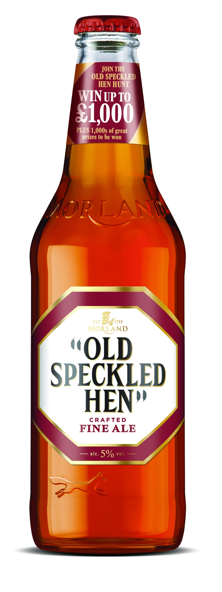 George Hotel Speckled Hen