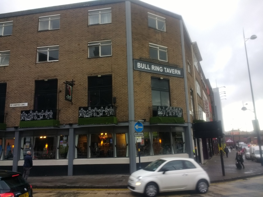Non GBG City Centre Boozers: #1Birmingham