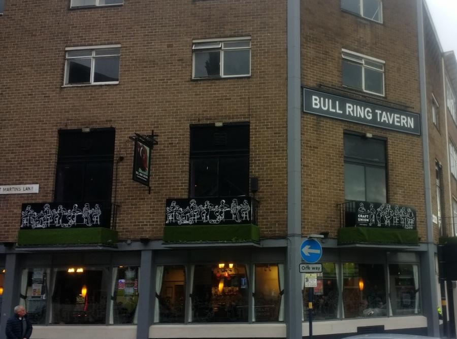 No Bull – Bull Ring Tavern Still GoingStrong