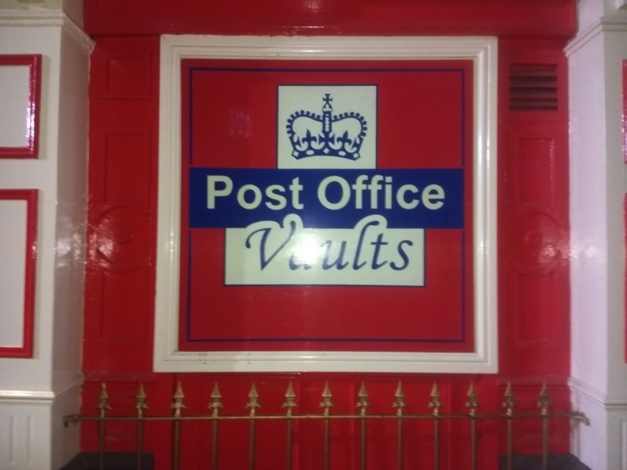 Cup Drama At The Post OfficeVaults