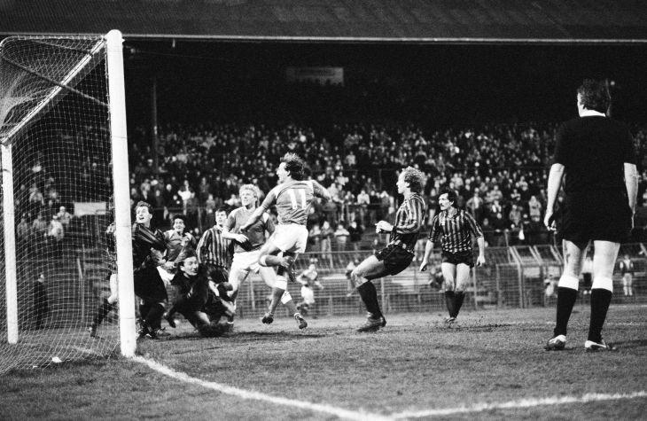 FA Cup Altrincham 1986