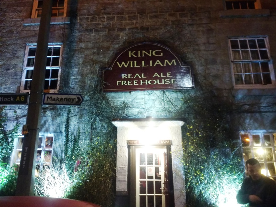 Top 20 Pubs: King William,Milford