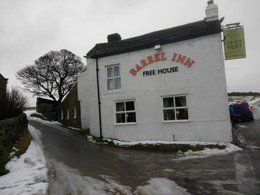 Roll Out The Barrel – Snow On ThePeaks