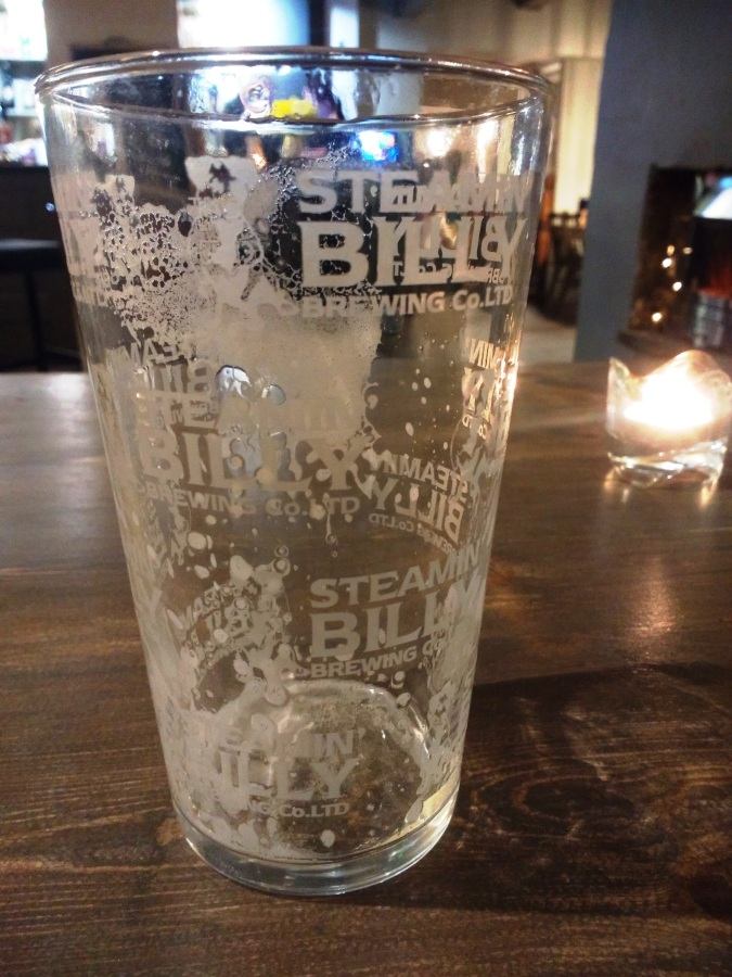 Belting Billy Bitter A Bonus In Bubbling Gastro Boozer