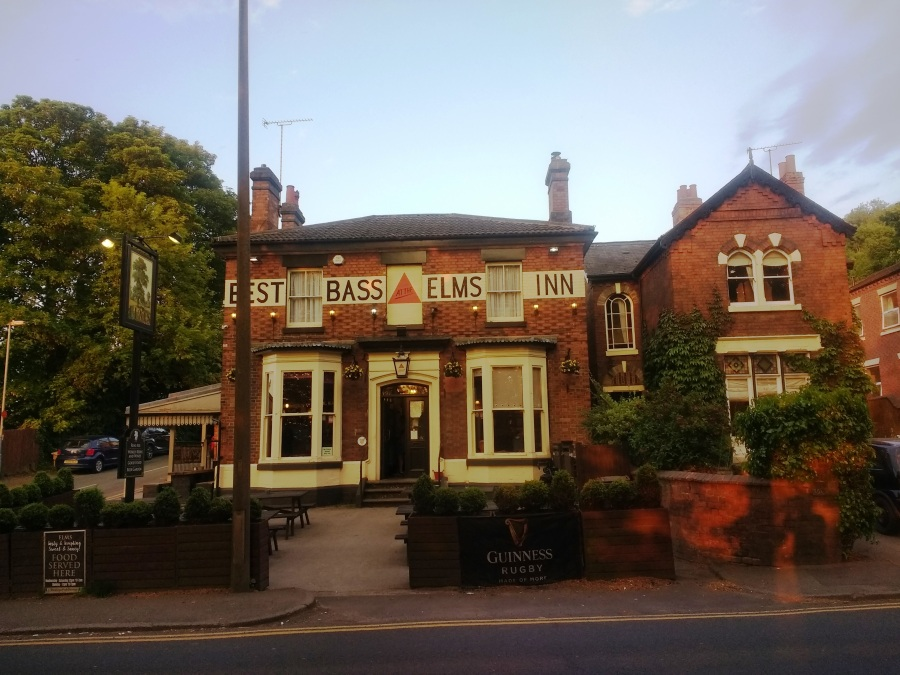 The Elms – A Classic Boozer