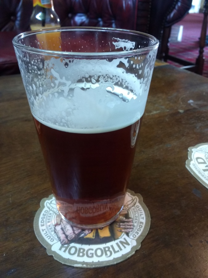 Hunting Down The Beerhunter In Aston OnTrent