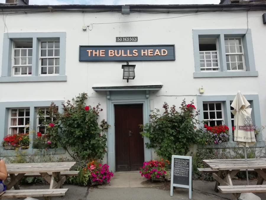 From The Bulls Head To Monsal Head (AndBack…)
