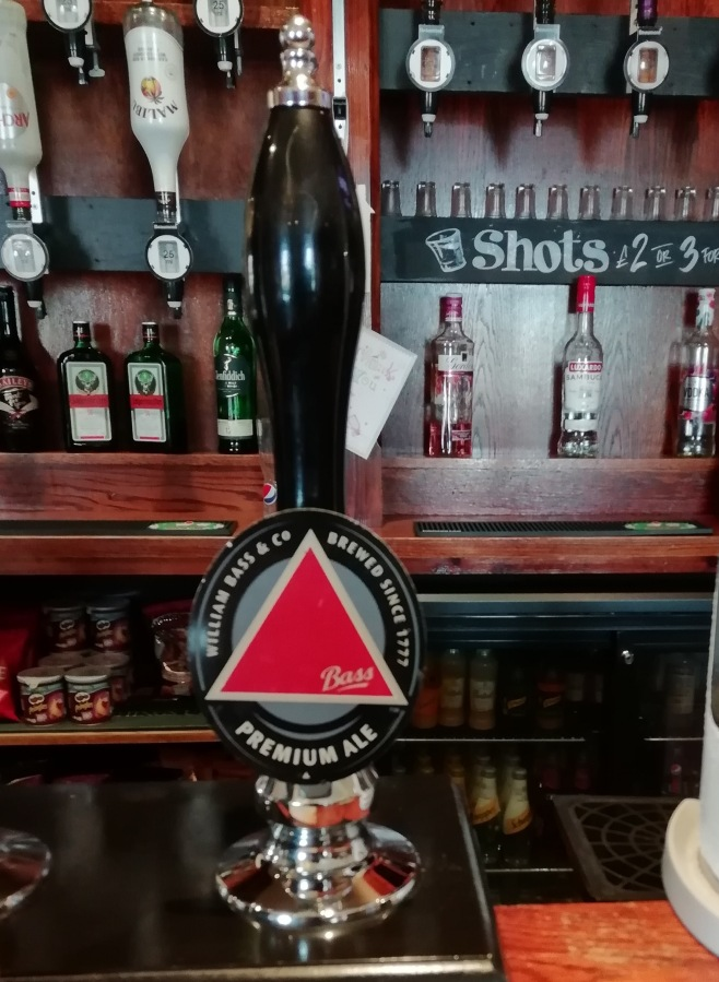 Bass Joins The Great Cask Ale Lottery As BritainMelts!