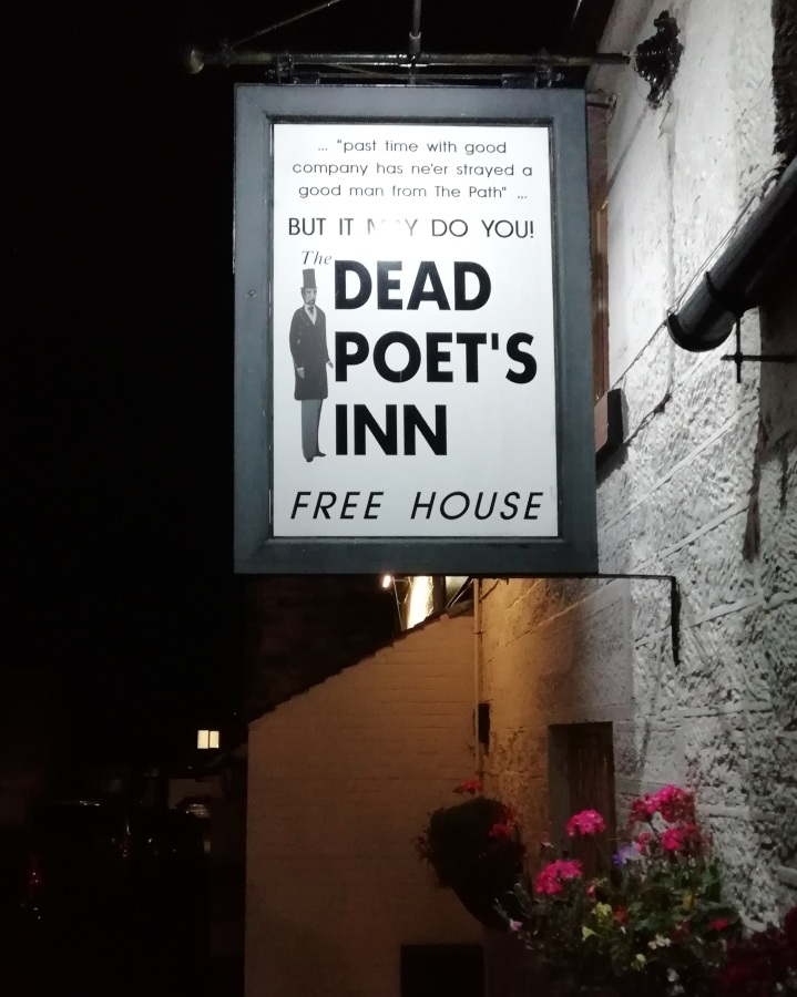 The Holbrook Trilogy Part 2: Dead Poet's Inn