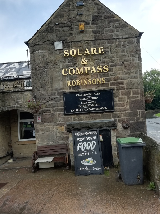 It's Hip To Be Square (And Compass) In DarleyBridge
