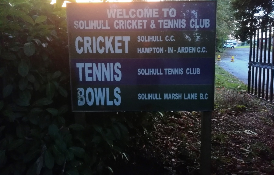 Blues, Bowls, (Tennis) Balls & Bears: A Winning Formula In Solihull