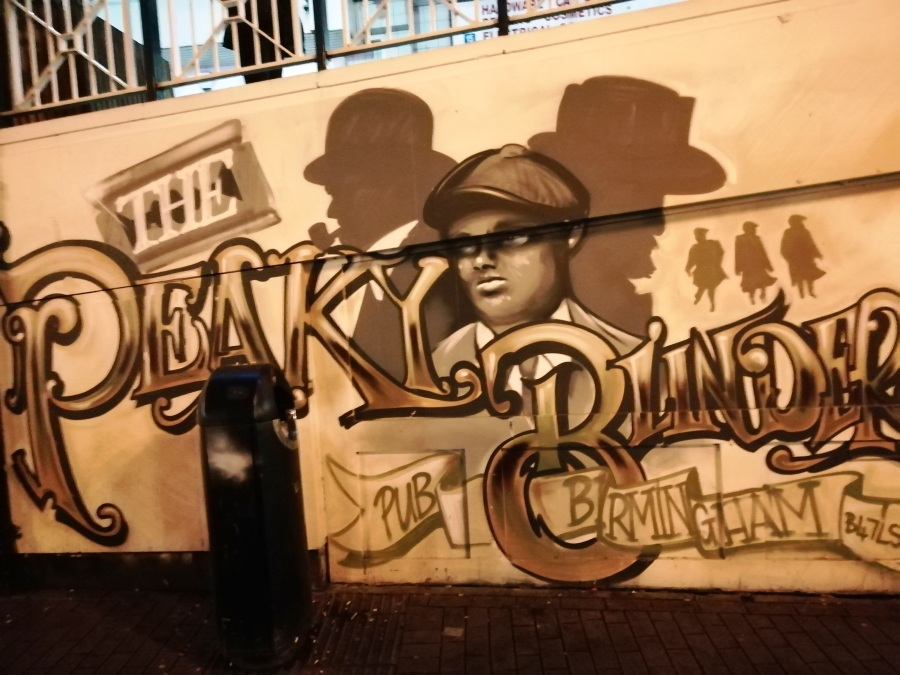 By Order Of The (Brum) Peaky Blinders Pub