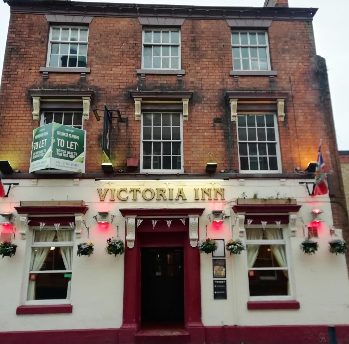 Derby's Hidden Gems – Victoria Inn