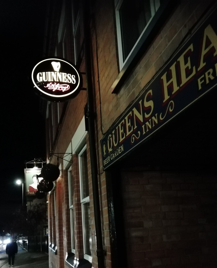 Midlands Classic Pubs #7: Queens Head Inn Hinckley