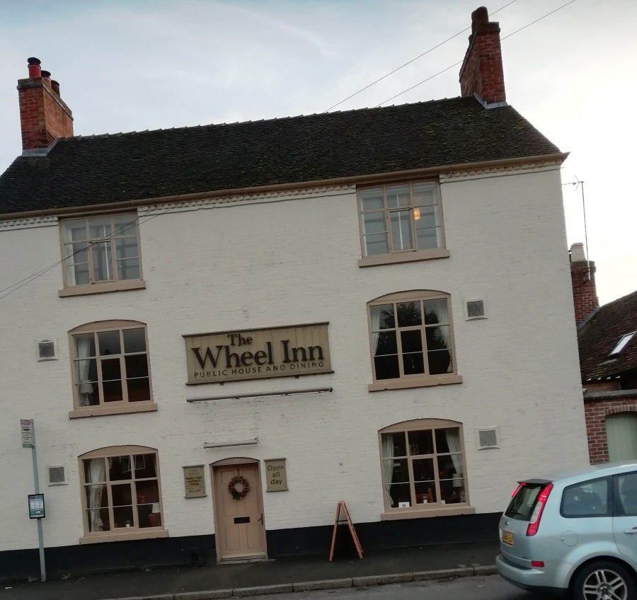 'Wheely' Good News: Pub Back From The Brink In Ticknall