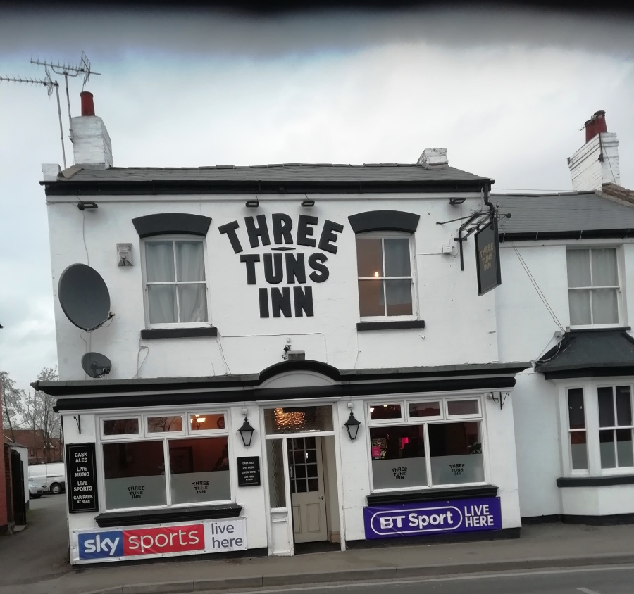 (Three) Tuns Of Fun In Fazeley