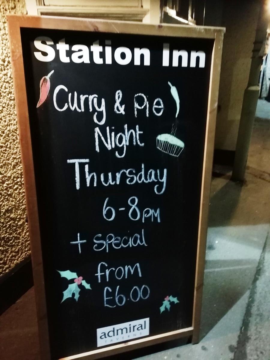 The Station Inn Swannington – Revisited