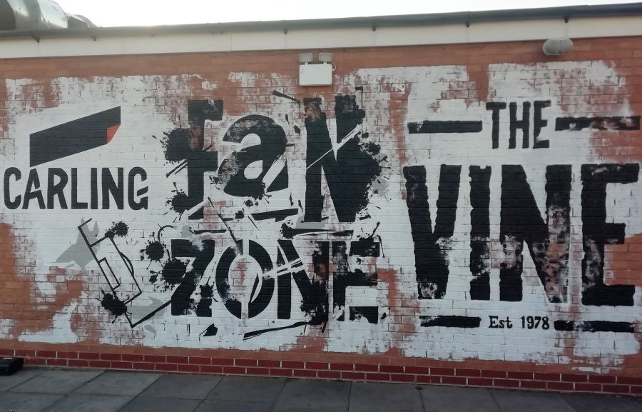 Football Pubs #2: TheVine