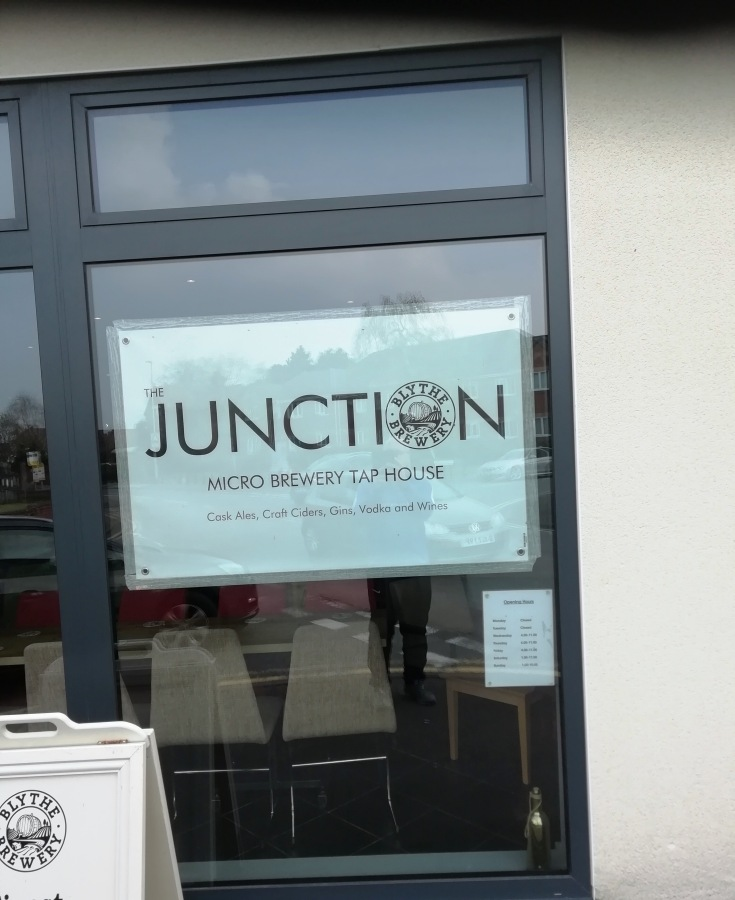 Up The Junction InStretton