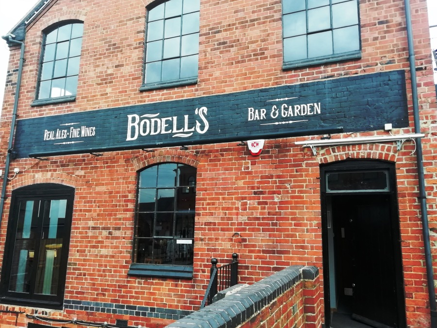 On The Ropes In Bodell's