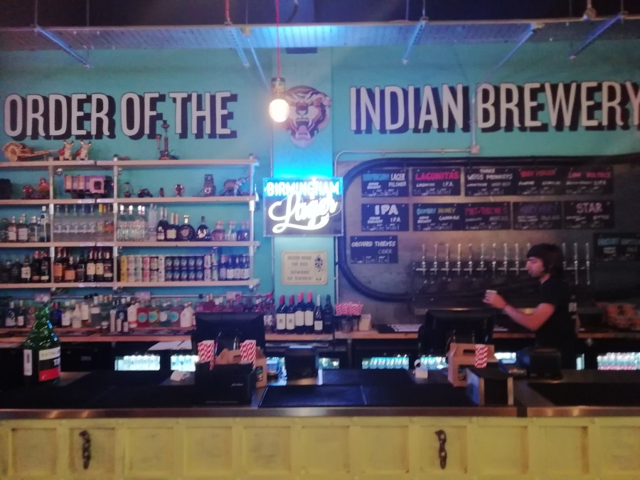 Indian Brewery Spreads Its Wings
