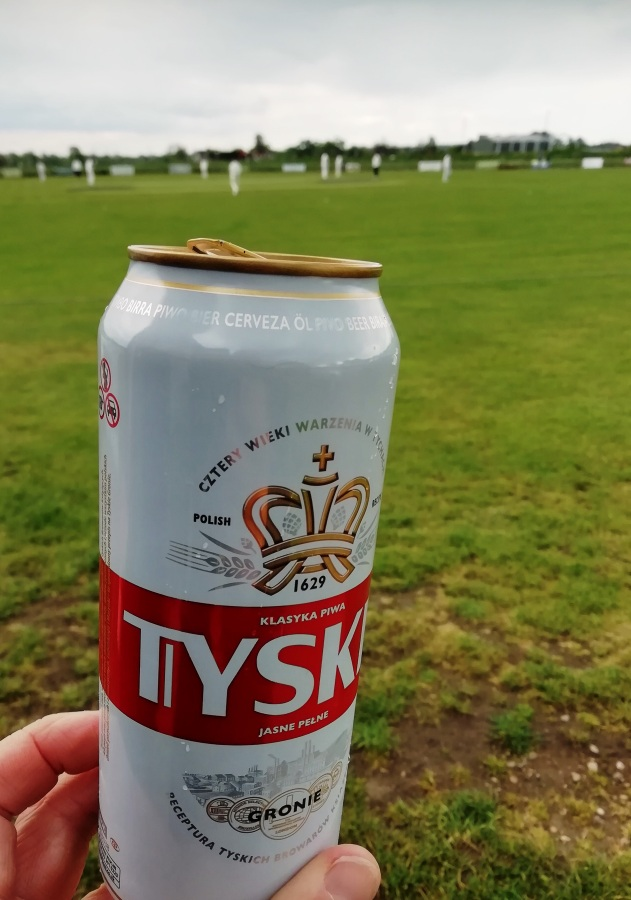 Polish Cricket On A514