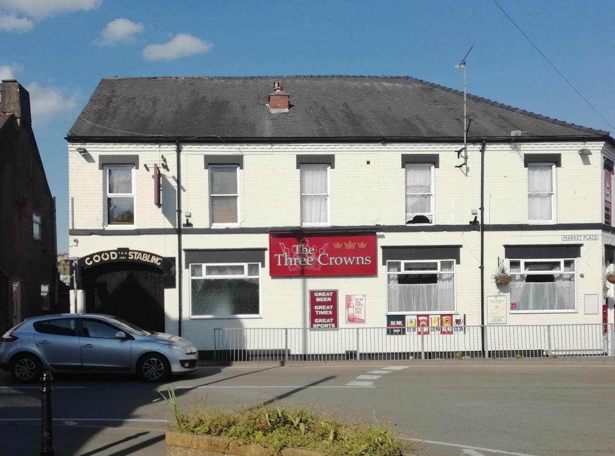 Cask Ale Lottery In Whitwick