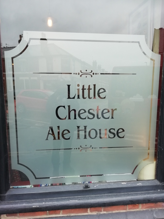 Big Night At Little (Chester) Ale House