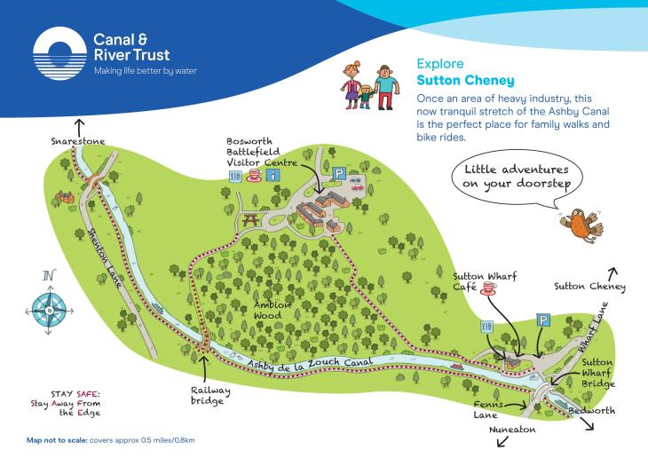 Hercules Revived ashby canal map