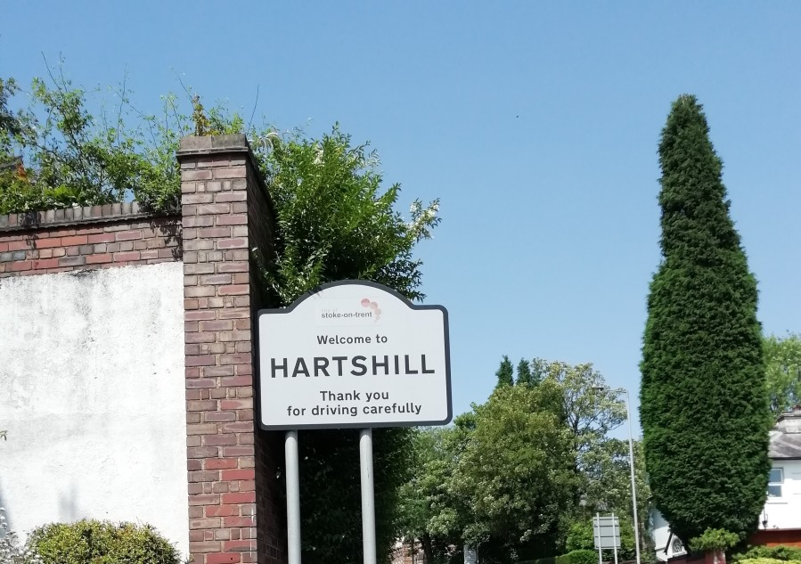 The Hartshill Mile – Part 1