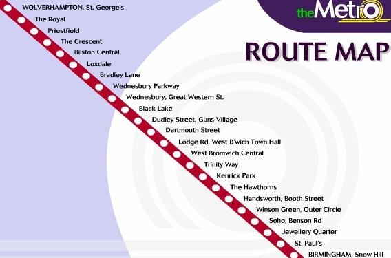 Birmingham Metro (Website 4