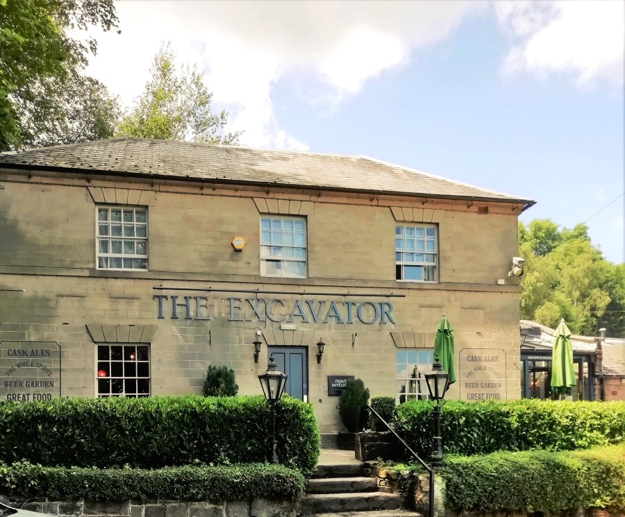 Great Pub Names #2: The Excavator