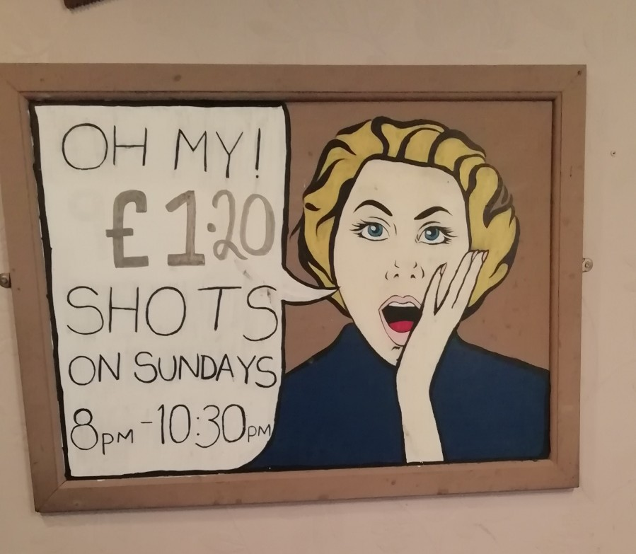 Bless This Boozer