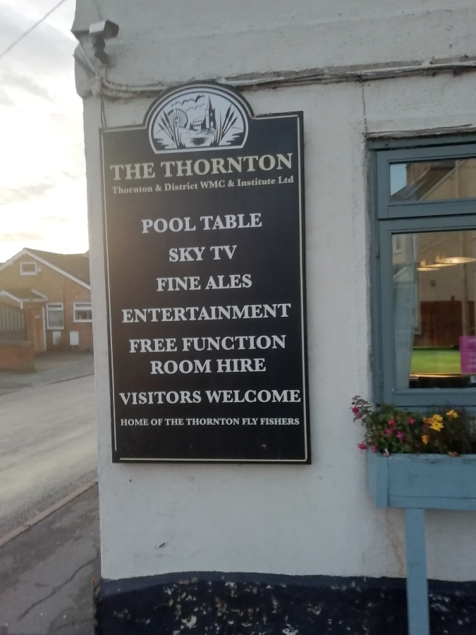 Dealing With Thorny Issues InThornton