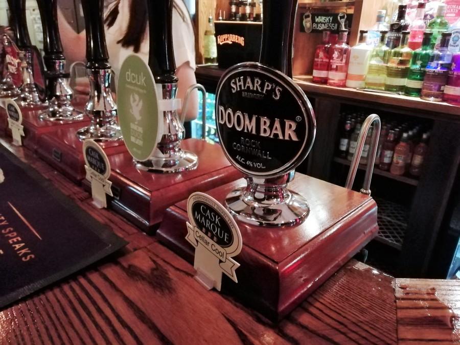 Meeting Pub Blogging Royalty In Aston OnTrent
