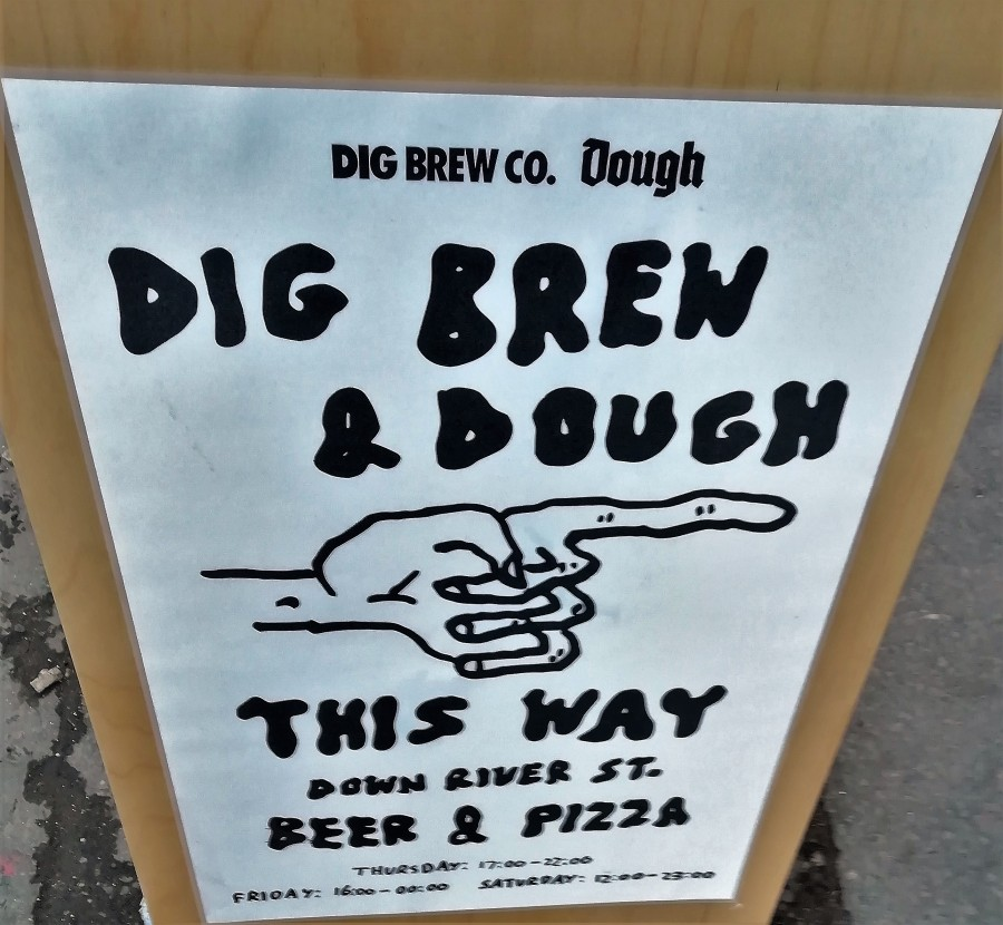 Dig (Brew) The NewBreed