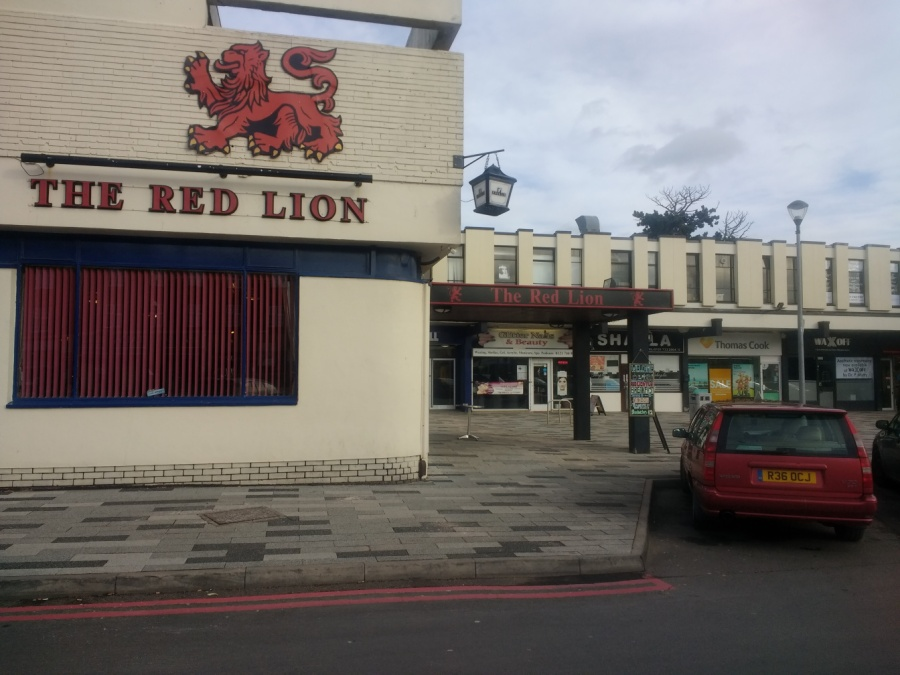 Top 20 Pubs: The Red Lion, Shirley