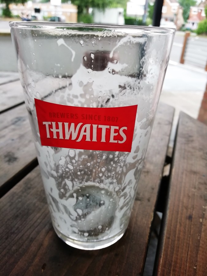 Have You Been Drinking Thwaites Beer?  I Can See Flying Elephants