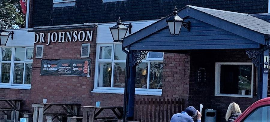 Solid Estate Pubs #4: Dr.Johnson