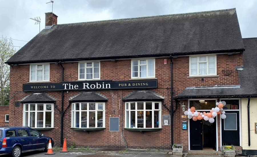 Solid Estate Pubs #2: TheRobin