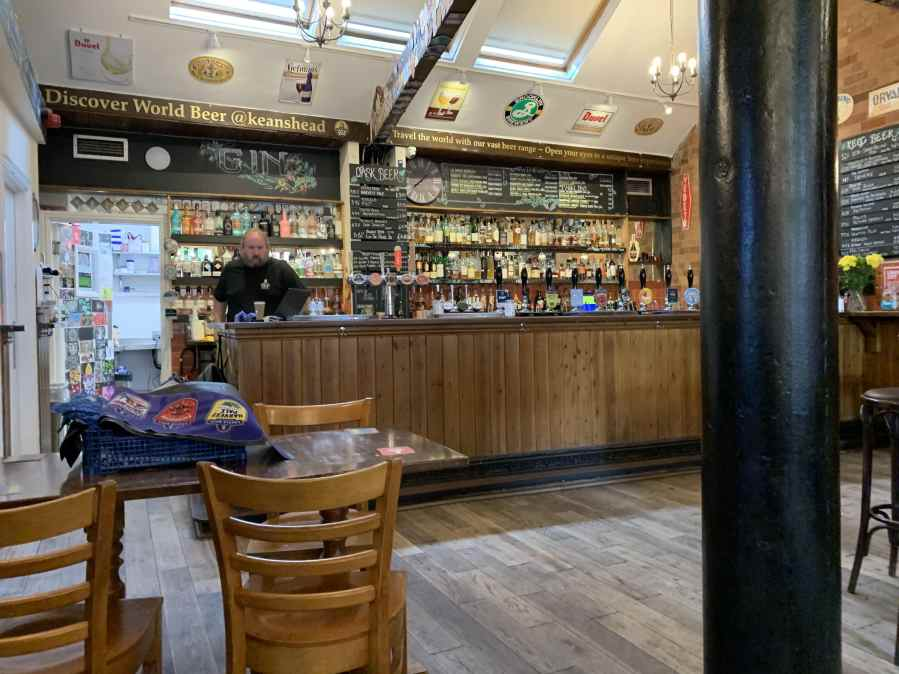 Nottingham Has Great Pubs: Part 1: Someone Tell ThePunters