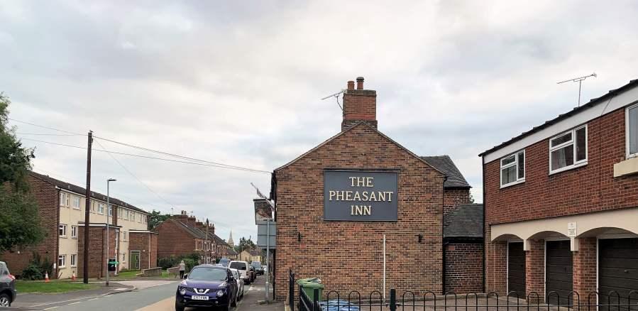 Solid Estate Pubs #5: The PheasantInn